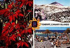 Tenerife, Islas Canarias, postal