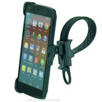Dedicated Golf Trolley Locking Strap Mount Phone Holder for LG Google Nexus 5
