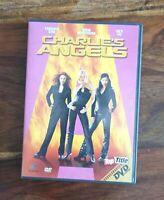 Charlie's Angels Film con Cameron Diaz Drew Barrymore Lucy Liu DVD Avventura