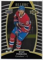 MONTREAL CANADIENS HOCKEY Base YG RC Parallel Inserts SP - U PICK CARDS