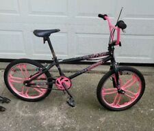 Mongoose Pink Craze Vhtf Pink Mags *Discontinued * Great Shape Bike*