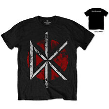 DEAD KENNEDYS Vintage Logo T-shirt (2-Sided) OFFICIAL All Sizes Punk Rock