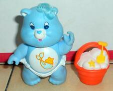 Kenner CARE BEARS Baby Tugs Poseable with Bucket Vintage 80's