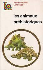 LES ANIMAUX PREHISTORIQUES / B. COX / POCHE COULEURS