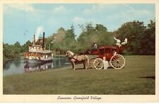 723-A Dearborn Michigan - Set of 13 post cards - Ford Museum & Greenfield