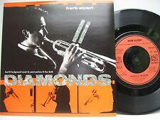 "7"" VINYL SINGLE. Diamonds b/w Rocket To The Moon by Herb Alpert 1987 A&M USA605"