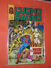 UOMO RAGNO spiderman -N° 247 -prima SERIE 1°- DEL 1979 -EDIZIONI CORNO- usato-b