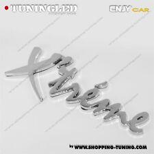 EMBLEM CAR LOGO STICKER 3D EXTREME SPORT TUNING PEUGEOT