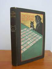 The SQUARE OF SEVENS by E Irenaeus Stevenson, 1900, Rare