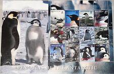 BAT BRITISCH ANTARKTIS 2006 Zd 422-33 Pinguine Penguins Fauna Tiere Animals MNH