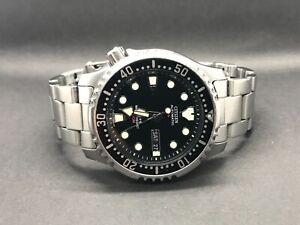 Citizen NY0040-50E Promaster Aqualand Automatic Diver's 200m  Men's Watch