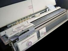Brother Chunky Knitting Machine Package KH 260 + KR 260 Ribber Complete Serviced