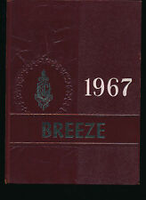 Brown City MI Brown City High School yearbook Michigan  1967 Grades 12-1