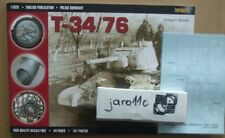 *T-34/76 - TOPSHOTS,  KAGERO + Decals (English!)