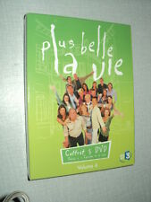 PLUS BELLE LA VIE VOLUME 04 COFFRET5DVD EPISODES 91 A 120