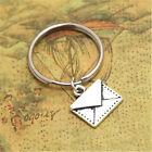 Envelope Keychain Envelope Charm keyring Envelope Jewelry Postman Secret Message