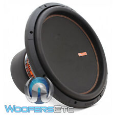 "MEMPHIS MOJO 615D2 15"" SUB 4400W DUAL 2-OHM CAR AUDIO SUBWOOFER BASS SPEAKER NEW"