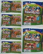 Lil TeenyMates MLB Major League Baseball Collectible Figure UNOPEN 10 Bags K1367