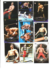 Eddie Guerrero Wrestling Lot 9 Different Trading Cards 5 Inserts WWE WCW EG-F1