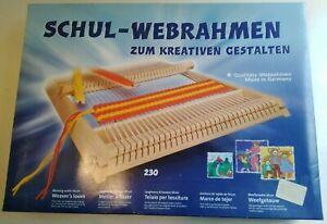 Schul-Webrahmen Allgäuer Webrahmen