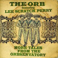 The Orb Featuring Lee Scratch Pe-More Tales From The Orbservatory CD   New