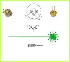 Osram PLT5 520_B1_2_3 Green Laser Diode 520nm 50mW 8V 160mA 1 Stück