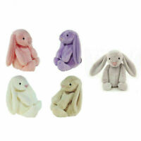 Cute Bunny Soft Plush Toy Rabbit Stuffed Animal Baby Kids Doll