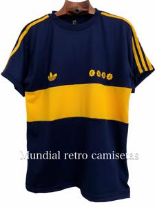 Maradona Boca Juniors 1981 jersey maglia camiseta (retro)
