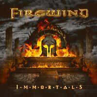 "Firewind - Immortals  180 Gram 12"" Vinyl LP + CD And Poster - New/Sealed"