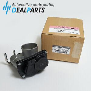 Genuine Nissan Throttle Body 16119-ED00C for Nissan Versa 1.6L (FEDEX Delivery)
