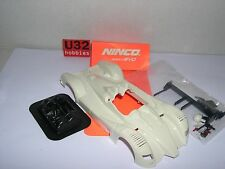 NINCO PRORACE EVO 80879 CARROCERIA COMPLETA ACURA LMP WHITE MB
