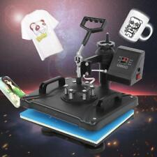 Multifunctional Combo Heat Press Transfer Machine For T-Shirt/Mug/Plate Printer