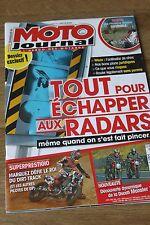MOTO JOURNAL 2081 KAWASAKI Z1000 SX DUCATI 1200 Monster BMW K1600 GT Sport DAKAR