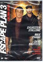 Escape Paln 3. L'ultima sfida (Sylvester Stallone) (2019) DVD