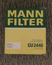 MANN CU2440 Cabin Filter