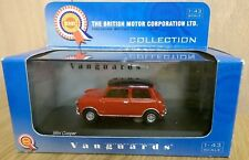 Corgi VA02500 BMC Mini Cooper Red with Black Roof