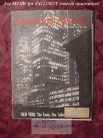 Saturday Review October 18 1958 NEW YORK LEONARD LYONS IRA GERSHWIN