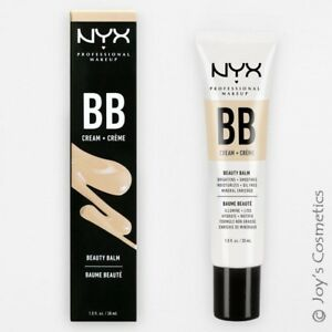 """1 NYX BB Cream """" BBCR01 - Nude """" Oil Free & Mineral infused *Joy's cosmetics*"""