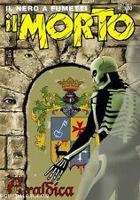 Fumetto Noir IL MORTO n.28