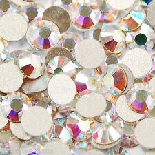 20 STRASS Cristal SWAROVSKI Crystal Aurore Boreale 1,4 mm Nail Art bijoux ongle