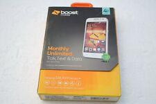 Samsung Galaxy Prevail  - White (Boost Mobile) Smartphone