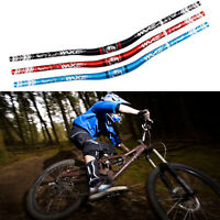MTB Mountain Bike Bicycle Riser Bar Handlebar Aluminum Handlebars 31.8*780mm