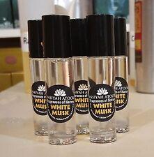 Heavy White Musk 10ml Roll-on bottle by Swiss Arabian Perfume oil