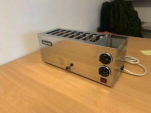 Lincat Stainless Steel 8 Slot Bun Toaster - £140+ VAT