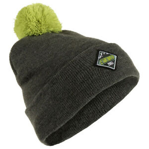 509 CUFFED POM BEANIE Hat Cap - One Size - FRESH GREENS - NEW - GREAT GIFT!
