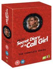 Diario Secreto Of a Call Niña Series 1 To 4 Colección Completa DVD Nuevo (10001