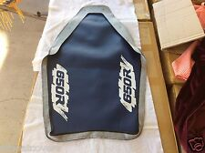 Honda XR650R 1993-2012  NEW  HIGH QUALITY  blue  Seat Cover