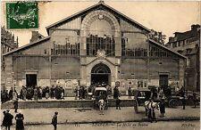 CPA Lisieux - La Halle au Beurre (476108)