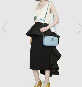 Gucci GG Marmont Small bag NWT Pastel Blue