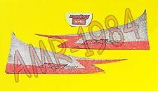 SERIE ADESIVI DECALCO CODONE APRILIA RS 125 2001 NERO DIABLO  AP8167646